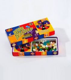 Jeu Jelly Belly Bean Boozled