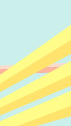 Blue Yellow and Pink wallpaper