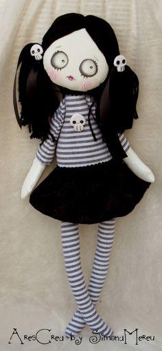 http://arescrea.deviantart.com/art/Ortica-creepy-cute-zombie-doll-by-AresCrea-457150491