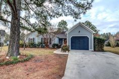 1602 Gander Drive, Wilmington, NC 28411   Listing Information      MLS: 100005562     Bedrooms: 3     Baths: 2     Partial Baths: 0     SQ FT: 1549     Lot Size: .318     Style: Ranch     Garage: 1 Car     Heat Source: Electric     Schools: New Hanover (Elementary School: Murrayville; Middle School: Trask; High School: Laney)