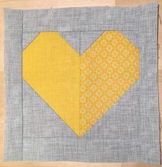 Quilt-Along #6Köpfe12Blöcke: Januar – Nähen, Stricken & DIY