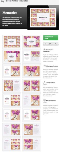 11 Best iBooks Author Templates images in 2014 | Author, My