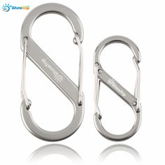 New 5xWater Bottle Holder Clip Outdoor Camp Hiking Travel Carabiner Nylon Buckle