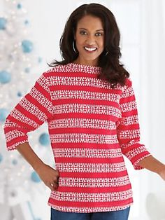 """""""I really like these tops. I now have 6!"""" ~ Satisfied customer on our Boatneck T-Top by Old Pueblo Traders"""