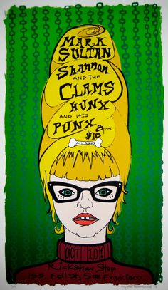 Shannon and The Clams Making Pop Noise! http://punkpedia.com/news/6848-6848/