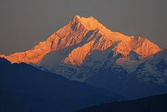Kanchenjunga  Been here. Awesome