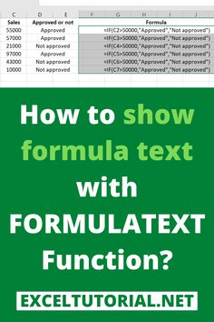 If you want to check on the formula or the function that you used over a data, you can use another function i. Microsoft Excel, Skills To Learn, Periodic Table, How To Apply, Tutorials, Learning, Words, Travelling, Computers