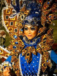 Solo Batik Carnival 2012, Indonesia