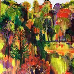 Mt Lofty Botanic Gardens by Jane Mant