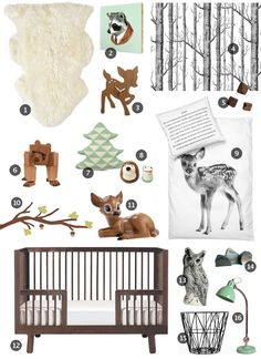 Homeware Spreads | Little Gatherer. Love this almost as much as elephants! :)