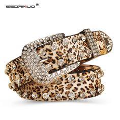 women belt 2016 New fashion Luxury Designer women belt Rhinestone Belts Accessories belts for women black beltw159/100-135cm