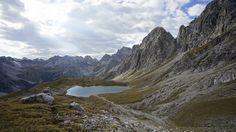 Der Steinsee von oben   Dremelspitze und Parzinnseen Mount Everest, Mountains, Nature, Travel, Landscapes, Stones, Naturaleza, Viajes, Destinations