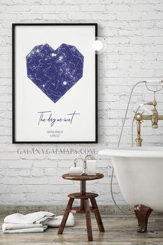Unique sky map for your date world map poster large world map custom star map constellation poster wall art add this premium solid open barnwood frame gumiabroncs Choice Image