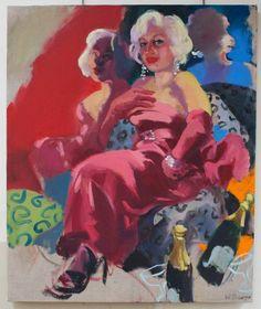 Wendy Sharpe Birth 1960 Sydney, New South Wales, Australia Studies Art Certificate, Seafor. Australian Painters, Australian Artists, Tasmania, Art Certificate, Henry Thomas, Contemporary Artists, Drawings, Artwork, Pictures