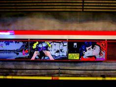 Street Art of North: Ole hyvä nyt, mulle hyvä nyt, #olehyväHelsinki