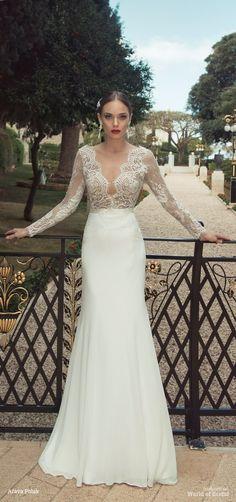 Arava Polak 2015 Wedding Dress