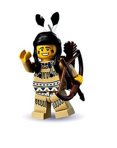 LEGO 8683 Minifigures Series 1 - Tribal Hunter Indian by LEGO. $13.95. Sealed Minifigures:  Series 1. Tribal Hunter Native American. Series 1