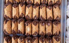 Υπέροχα Canoli με κρέμα σοκολάτας! Μια παραδοασιακή ιταλική συνταγή που θα θα ενθουσιάσει!