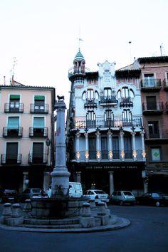 Teruel. Spain.   [By Valentin Enrique].