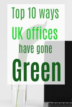 The top 10 ways UK offices have gone 'green' - and c grwon more eco-concious. Office decor and design has nevr been so green Help The Environment, Healthy Environment, Cycle To Work, Photovoltaic Cells, Beautiful Space, Beautiful Homes, Renewable Sources Of Energy, Team Names, Has Gone