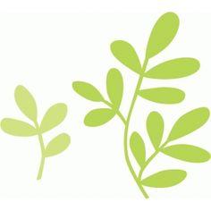 Silhouette Design Store - Search Designs : leaf