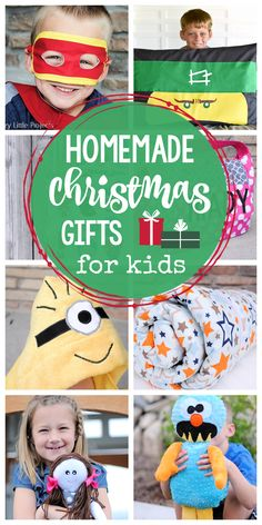 25 Cute Homemade Christmas Gifts for Kids-Fun ideas of things to make for the kids this year. 25 Cute Homemade Christmas Gifts for Kids-Fun ideas of things to make for the kids this year. Sewing Classes For Beginners, Quilting For Beginners, Merry Christmas, Christmas Diy, Christmas Gifts For Children, Handmade Christmas, White Christmas, Christmas Decorations, Christmas Sewing
