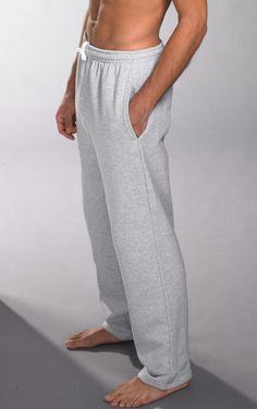 Cozy Creek Open Bottom Sweatpants C1450 from X-it Corporate