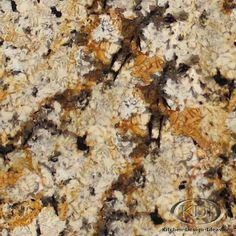 """""""Tropical Delicatus"""" Granite - Kitchen Countertop Ideas"""