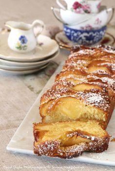 Cake aux pommes                                                                                                                                                                                 Plus