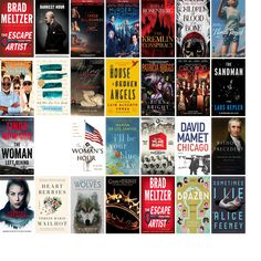 """Wednesday, March 7, 2018: The Greenfield Public Library has 18 new bestsellers, 16 new movies, 12 new audiobooks, three new music CDs, 19 new children's books, and 37 other new books.   The new titles this week include """"The Escape Artist,"""" """"Darkest Hour,"""" and """"Three Billboards Outside Ebbing, Missouri."""""""