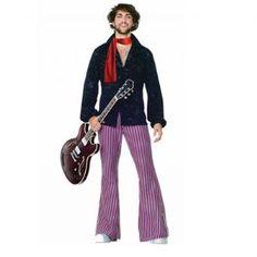 1970s: Rock Star 70s Costume