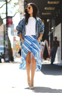 The Most Authentically Inspiring Street Style From New York #refinery29