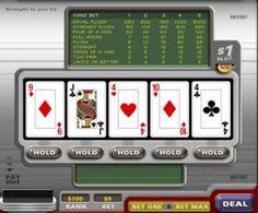 Les règles du vidéo poker