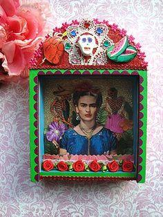 frida kahlo shrines pinterest - Google Search