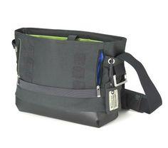 """myCloud Messenger Bag Grey for digital devices up to 15"""" - Moleskine"""