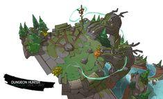 ArtStation - Dragon Sanctuary, Markus Lenz
