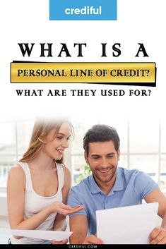 Considering a personal line of credit to use as a safety net or cover a financial emergency? This guide explains how they work and if they're worth it. Make More Money, Ways To Save Money, Money Saving Tips, Financial Tips, Financial Planning, Budgeting Finances, Work From Home Moms, Earn Money Online, Money Management