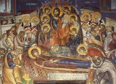 londinoupolis: Hymns for the Dormition of the Mother of God