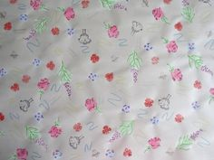 Perfect for spring birthdays and Mother's Day, this Adorable DIY Spring Wrapping Paper is a fun and festive way to wrap up a gift package. Made with a variety of cute stamps, this paper allows for easy expression and creativity! Gift Wrapping Paper, How To Make Paper, Gift Packaging, Festive, Birthdays, Wraps, Ribbon, Paper Crafts, Bows