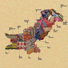 Rival Maps of India and Pakistan | Big Think