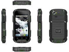 j.mp/gbase-Kurztest simvalley MOBILE Outdoor-Smartphone SPT-900, IP67, Android 4.2, 4'' j.mp/SPT-900