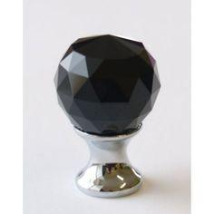 Nábytková knopka Crystal 04