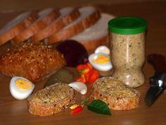 Oškvarková pomazánka - Recept pre každého kuchára, množstvo receptov pre pečenie a varenie. Recepty pre chutný život. Slovenské jedlá a medzinárodná kuchyňa