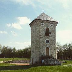 Pigeonnier de Fréthun, Nord-Pas de Calais, reconstruit au Musée de Plein Air !