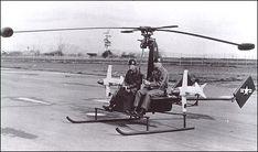1955 Hiller YH-32A ULV (EE.UU.)