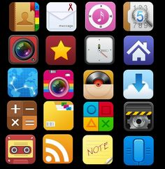 PhoneIcons Mix13 Icons, Tech, Games, Technology, Gaming, Toys, Ikon, Game, Icon Set