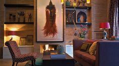 White Moose, Living Room Update, Rustic Wall Decor, Bathroom Interior, Interior Inspiration, Bedroom Decor, Wallpaper, House, Design