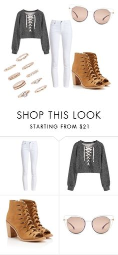 """""""Casual Outfits"""" by ronaldraegan-1 on Polyvore featuring Barbour, Fendi and Forever 21 #polyvoreoutfits"""