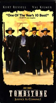 tombstone movie - I'm you're Huckleberry!!
