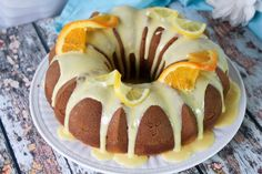 Citrus Pound Cake With Orange Glaze Recipe Pineapple Pound Cake, Key Lime Pound Cake, Easy Pound Cake, Pound Cake Recipes, Brownie Recipes, Orange Glaze Recipes, Lemon Recipes, Lime Cream, Chocolate Pound Cake